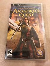 Lord of the Rings: Aragorn's Quest (Sony PSP, 2010) PSP NEW