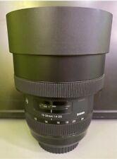 Sigma 12-24mm F4 DG