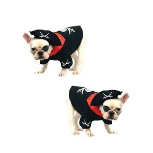 High Quality Dog Costume - BOY PIRATE COSTUMES - Dress Your Dogs As Pirates