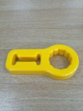 Hi Lift Jack Polyurethane Anti Rattle Handle Clamp Holder Yellow