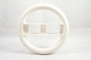 Mario Kart Wii Lenkrad/Wheel Weiß (Nintendo Wii/Wii U) TOP, GUT