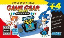 Sega Game Gear 30th Jubiläum Spiel Ausrüstung Micro Blau Limitiert Japan