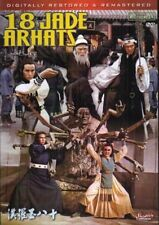 18 Jade Arhats -Hong Kong RARE Kung Fu Martial Arts Action movie - NEW DVD