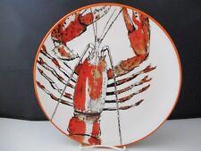 "WILLIAM SONOMA SEAFOOD BOIL DINNER PLATE - (C)  11 1/8"" -1212C"