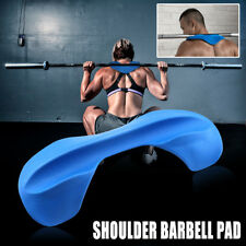 Squat Gym Barbell Pad Weight Lifting Neck Shoulder Support Blaster Stabilize Spo