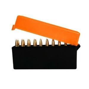 243 / 308 Ammo Box Orange/Black 20 Round (Quantity 1) Buy 5 Get 1 Free (Berry's)