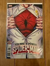 MARVEL COMICS PETER PARKER SPECTACULAR SPIDERMAN #1 AUGUST 2017 NM