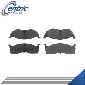 FRONT SEMI-METALLIC BRAKE PADS LEFT & RIGHT SET FOR 1996-2000 PLYMOUTH VOYAGER