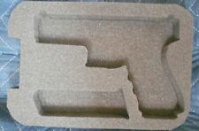 CUSTOM Insert for GLOCK pistol 20 or 21 (Fits SnapSafe LOCK BOX XL & Union Safe)