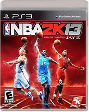 NBA 2K13 (PLAYSTATION 3) PS3