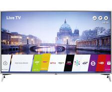 LG 55UJ6519 4K/UHD LED Fernseher 139 cm [55 Zoll] Silber