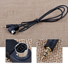 Car 3.5mm Aux-in Cable Player Interface Adapter  9887 105 117 9855 fit Alpine