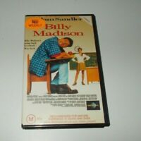 Billy Madison VHS PAL Adam Sandler Big Box EX Rental