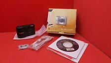 Canon PowerShot A1200 12.1MP Digital Camera - Black