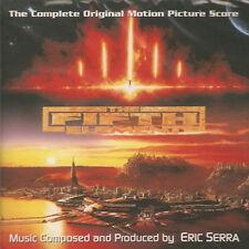 "Eric Serra:  ""The Fifth Element""  (Soundtrack Score-CD)"