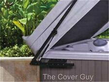 Custom Hot tub Cover plus Hydraulic Cover Lifter Combo