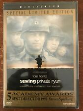 Saving Private Ryan (Dvd, 1999, Special Limited Edition)*Tom Hanks