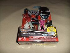 SUPER MEGAFORCE Power Rangers 2016 In Space Power Rangers KEY PACK (3) KEYS