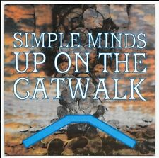 "Simple Minds - Up On The Catwalk   7"" Vinyl - 1984"