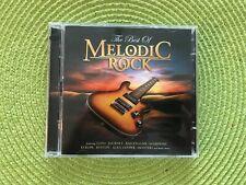 (hw) - Musik CD - The Best of Melodic Rock - 2 CD's - akzeptabler Zustand