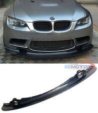 GT4 STYLE CARBON FIBER FRONT LIP SPOILER FOR BMW 3 SERIES E90 E92 E93 M3 b296