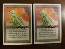 Jade Monolith X1 Revised Ed Signed by Anson Maddocks Magic the Gathering