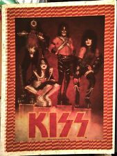 Only 1!! 1977 KISS vTg AUCOIN Orig Destroyer Love Gun PHOTO t-shirt iron-on NOS