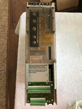 Indramat Tdm 12 030 300 W1 220 Ac Servo Controller