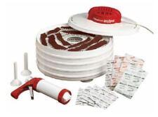 Beef Jerky Dehydrator Gun Food Maker Machine Accessories Raw Nesco Trays Spices