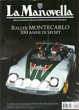 LA MANOVELLA 1 2011 FIAT 500 USA 1957, TALBOT-LAGO T150-C, MASERATI MERAK