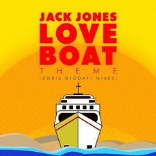 Jack Jones - Love Boat Theme (Chris Diodati Mixes) [New CD] Manufactured On Dema