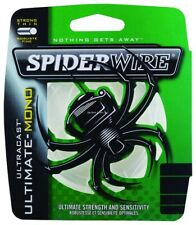 Spiderwire SCUMFS10-15 Ultracast Ultimate Mono Line 10lb 300yd Filler Spool Clea