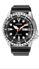 CITIZEN Men's Diver Automatic NH8380-15E  Sport Watch  100m  Rubber  Band NH8380