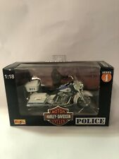 Maisto1:18 scale 1998 Harley Davidson California Highway Patrol SERIES 4