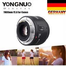 Yongnuo YN35mm F/2.0 AF/MF Weitwinkel Festbrennweite Objektiv für Canon DSLR cam