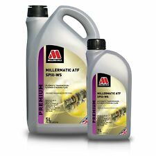 Millers Oils Millermatic ATF SPIII-WS Power Steering & Auto Transmission Fluid