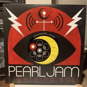Pearl Jam ~ Lightning Bolt VINYL LP