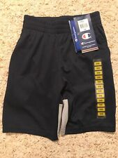 Champion boys Athleticwear Shorts Navy  5/6