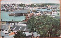 1908 Postcard: Birdseye View - East Gloucester, Mass MA