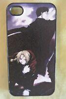 USA Seller Apple iPhone 4 & 4S  Anime Phone case  Cover Full Metal Alchemist
