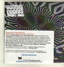 (CW312) Odonis Odonis, Handle Bars - 2012 DJ CD
