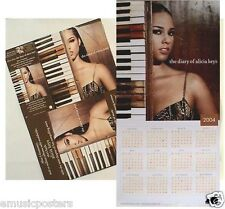 "Alicia Keys: 2 U.S.Promo Posters For ""Diary Of Alicia""-This Girl Is On Fiahhhhh!"