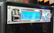 "EXPLORER-FX3 5.25"" bay multi-function LCD dynamic thermal display controller"