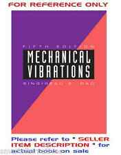 Mechanical Vibrations 5e by Singiresu S. Rao 5th Edition