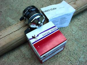 NIB Eagle Claw Titan SC400 SPINCAST Reel