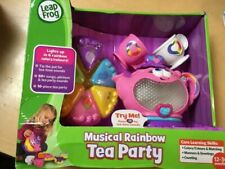 LeapFrog Musical Rainbow Tea Party Toy Standart