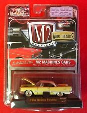 1:64 M2 Machines 1957 DeSoto Firelite Yellow 08-53