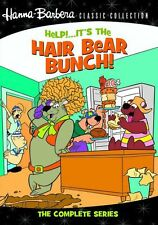 HELP IT'S THE HAIR BEAR BUNCH: COMPLETE SERIES Region Free DVD - Sealed