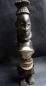 Statue Koro Nigeria 1950'