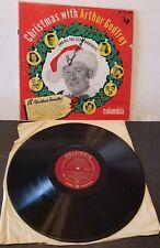 Christmas with Arthur Godfrey ORIGINAL lp